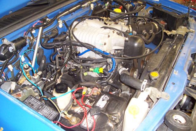 2004 Nissan Xterra Knock Sensor Replacement